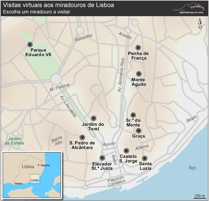 Turismo De Lisboa Cria Miradouros Virtuais 15 04 Associacao